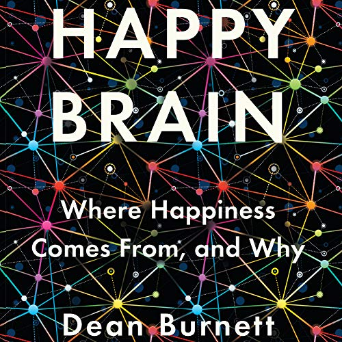 Happy Brain audiobook cover art