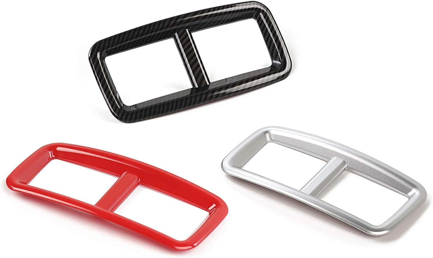 HKPKYK for Max 54% OFF Dodge Challenger excellence 2015+ A Car Interior Rear Mouldings