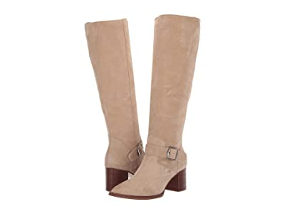 Free People Dahlia Slouch Boot (Sand) Women