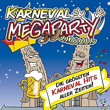 Karneval Megaparty  – Die grössten Karneval Hits aller Zeiten!