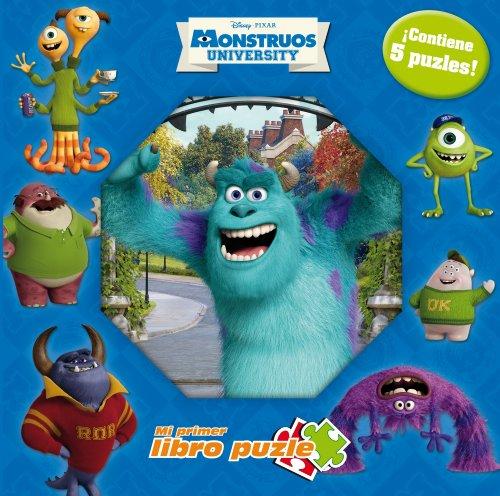 Monstruos University. Mi primer libro puzle (Disney. Monstru