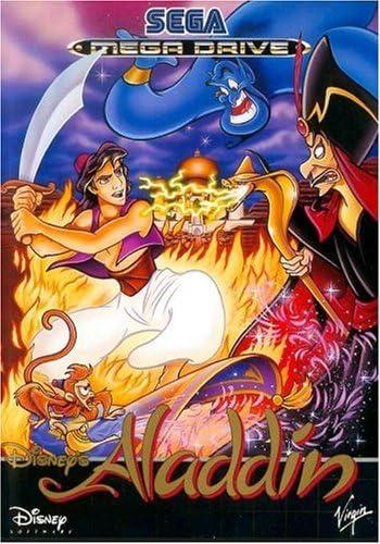 Aladdin [Megadrive FR]