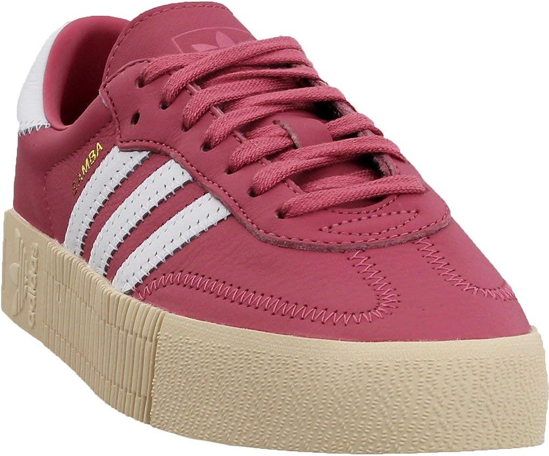 Adidas Womens Samba pink Casual Athletic & Sneakers