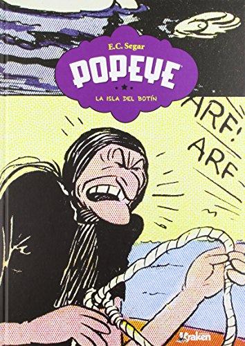Popeye. La Isla Del Botín
