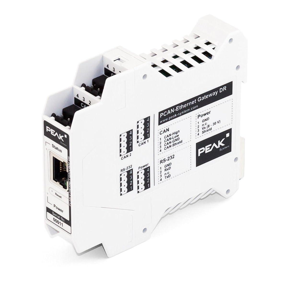 CAN Ethernet Gateway DR – IPEH-004010 (GC-CAN-ENET-GW)