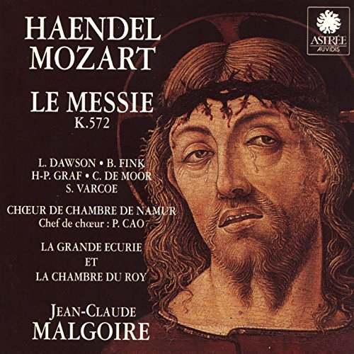 Le Messie, K. 572, Pt. 1: No. 14, Er weidet seine Herde, ein guter (Aria) [After George Frideric Handel's Messiah, HWV 56]