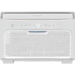 Frigidaire GHWQ123WC1 Gallery 12,000 BTU Inverter Quiet Temp Smart Room Air Conditioner