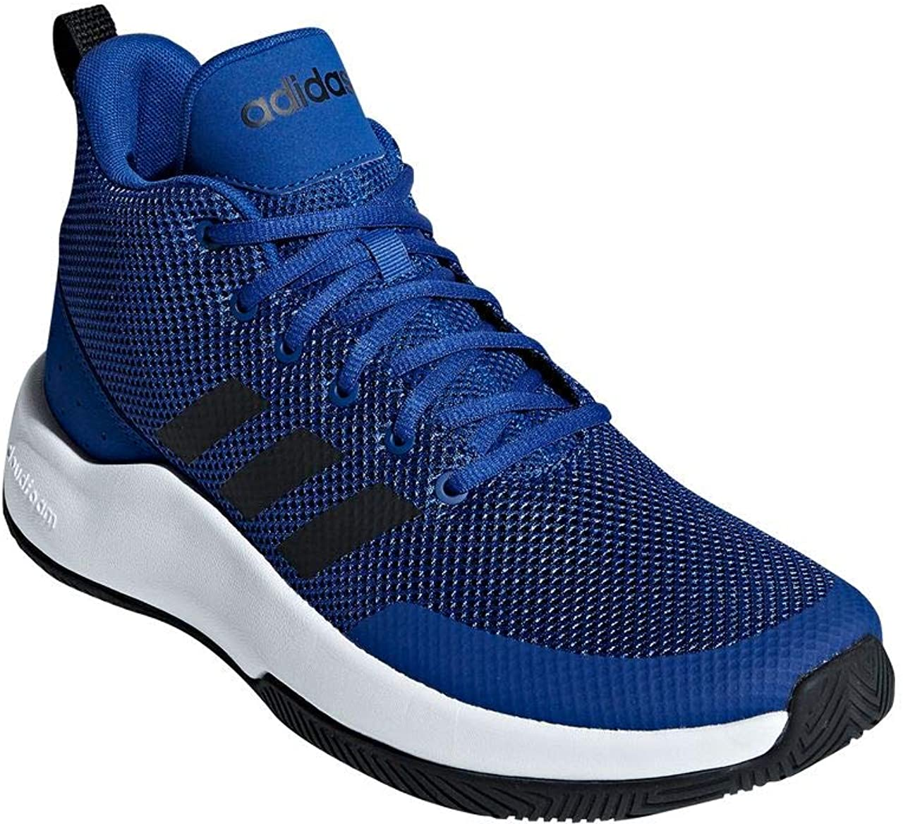 Amazon.com | adidas Men's Speed End2end Basketball Shoes, Blue ...
