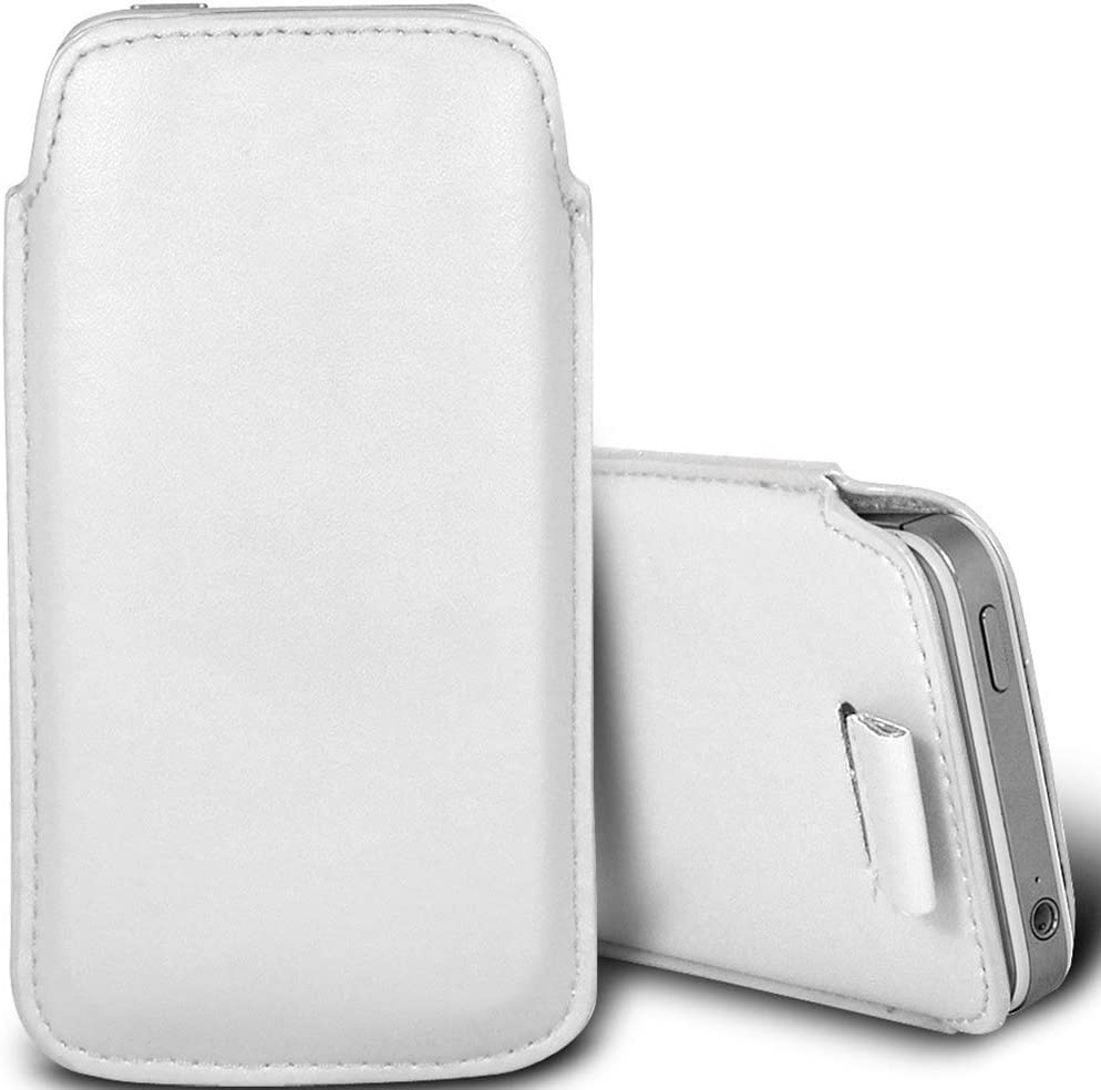 Shot Case Pouch with Product Pull Up Strap Lea 5 Be super welcome Imitation iPhone for 5S