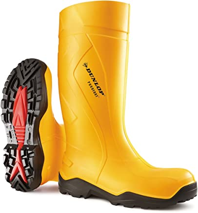 Dunlop C762241 S5 PUROFORT+ GEEL Unisex Adults�  Safety Boots