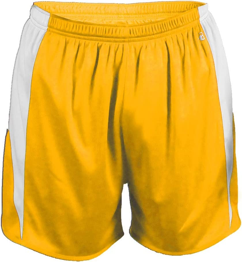 Badger Sport Youth Running Shorts Cool & Comfortable Athletic Performance Wicking Fabric