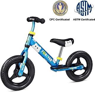 FLYING PIGEON FG 1936 Balance Bike for Kids,Toddler Balance Bike for 2,3,4,5 Years Old,Ultralight Aluminum Alloy,Toddler Walking Bicycle Outdoor Play for Kids, Kids Balance Bike