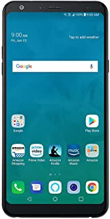 LG Stylo 4 – 32 GB – Unlocked (AT&T/Sprint/T-Mobile/Verizon) – Aurora Black – Prime Exclusive Phone