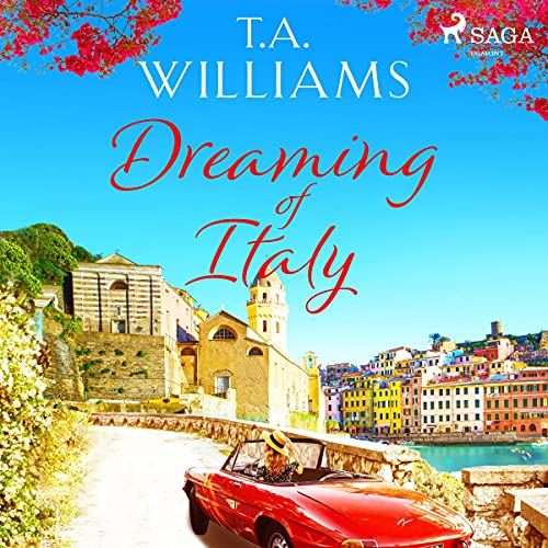 Dreaming of Italy cover art
