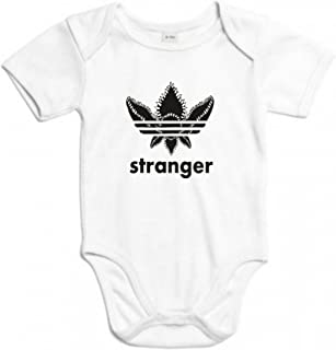 Body beb/é friki Regalo original Manga larga divertido Body beb/é unisex Babies things Stranger things - parodia