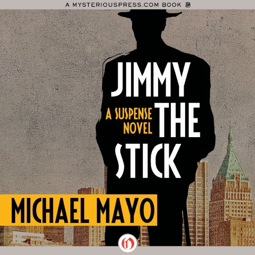 Jimmy the Stick audiobook cover art