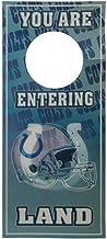 NFL Indianapolis Colts 3D Door Hanger