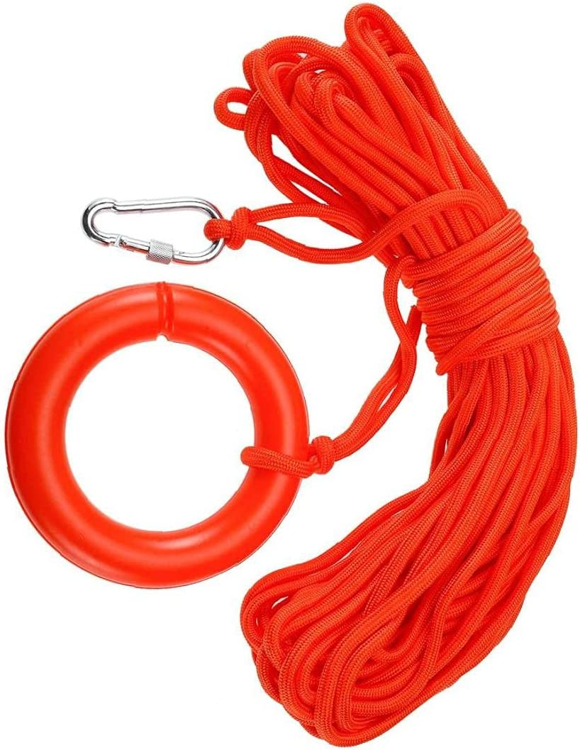 Industry No. Free shipping / New 1 Hainice Water Lifesaving Rope Swimming Pool with Hook B Lifeline
