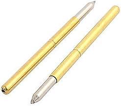 JIAN 100 stks P125-B 2.0mm Dia 32mm lengte metalen veerdruk test probe naald Exquisite