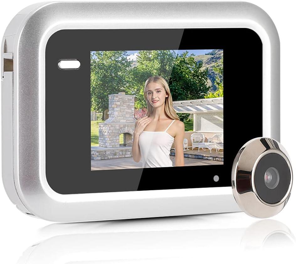 Smart Max 86% OFF Door Peephole Viewer Camera Inch gift 2.4 Intelligent Digital