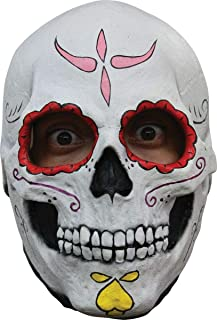 Ghoulish Productions - Catrina Skull Mask