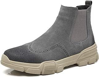 Men's Chelsea Boots Autumn Winter Fashion Wear Resistance Ankle Boots