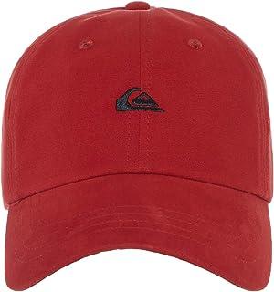 Quiksilver Papa Cap Hdwr Rqn0 Erkek Şapka Ve Bere, Kırmızı (Brick Red 21906), Tek Ebat (Üretici Ölçüsü: 1Sz)