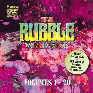 The Rubble Collection Vol 1-20 20 cd box set