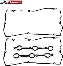 Vincos Cylinder Valve Cover Gaskets Replacement For Hyundai/Kia Santa Fe Sedona Sorento 2001 to 2006 3.5L
