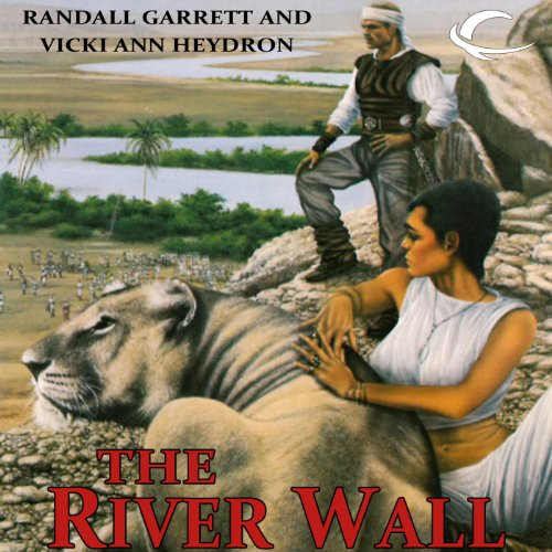 The River Wall audiobook cover art