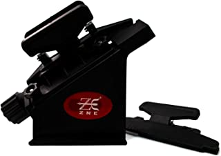 MS JUMPPER Adjustable Fletching Jig Straight and Helix Tool with Clamp for DIY Archery Arrows