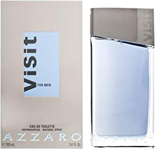 Azzaro Visit Men for Men - Eau de Toilette, 100 ml