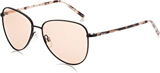 DKNY Women's Dk301s Aviator Sunglasses