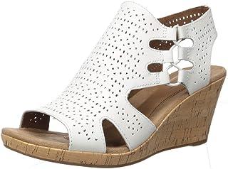 ROCKPORT Cobb Hill Women's Janna Perf Boot Sandal