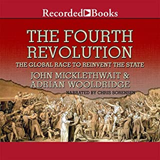 The Fourth Revolution cover art