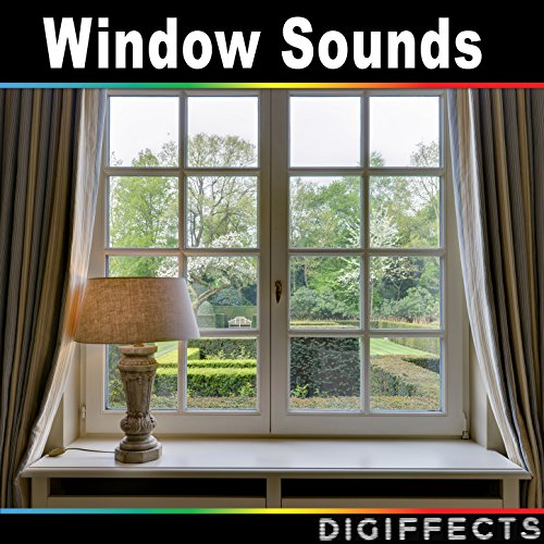 Opening and Closing Sliding Glass Window