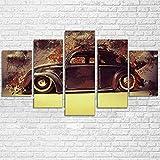 GIRDSSC Kunstdrucke Moderne Druck Malerei Hintergrund