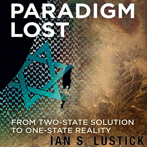 Paradigm Lost audiobook cover art