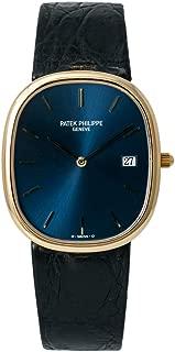 Patek Philippe Golden Ellipse Quartz Male Watch 3747 (Certified Pre-Owned)
