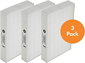 True HEPA Replacement Filter Compatible with Honeywell HEPA R Filter (HRF-R3) for HPA090, HPA100, HPA200, HPA250 and HPA300 Series Air Purifiers, 3 Pack