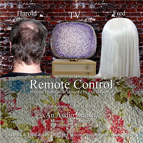 Remote Control audiobook cover art