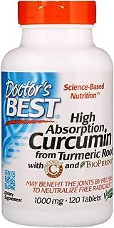 Doctor's Best Curcumina