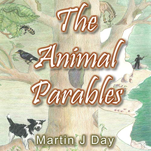 The Animal Parables audiobook cover art