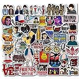 Blesser 50 PSC Autocollant Voiture, PVC Velcro PC Stickers PS4 Graffiti Autocollants pour Moto Miroir Skateboard Ordinateur Portable Vélo Fenêtre Guitare Casque Valise