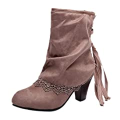 a5dc1ed9c547 Patches booties - Casual Women's Shoes