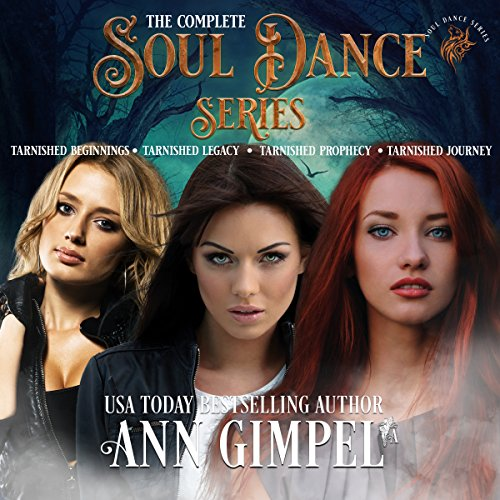 Soul Dance  audiobook cover art