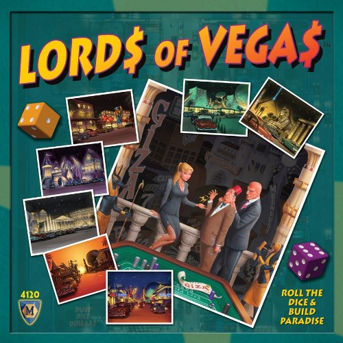 Mayfair Games Lords of Vegas