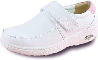 YaGFeng Zapatos De Enfermera Profesionales para Mujeres, Zapatos De Enfermería, Zapatos Planos Súper Cómodos, Zapatos De E...
