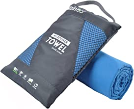 Explore compact towels for travelers