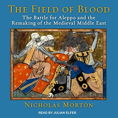 The Field of Blood audiobook cover art